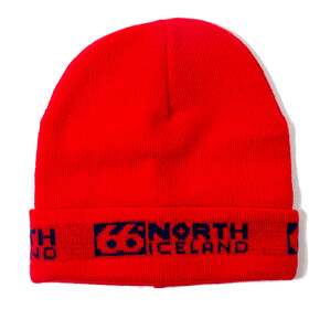 66° North Workman Cap Orange